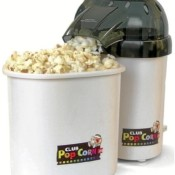 Family Time Popcornautomat