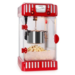 "Klarstein ""Volcano"" Profi-Popcornmaschine"
