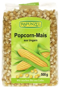 Rapunzel Popcornmais