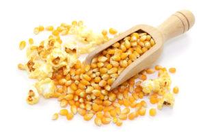 Popcorn Mais Vergleich